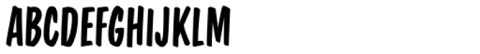 Filmotype Ace Font UPPERCASE