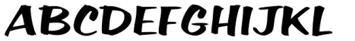 Filmotype Harvard Font UPPERCASE