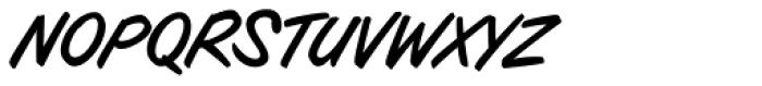 Filmotype Lucky Font UPPERCASE