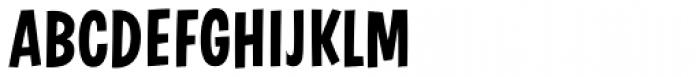 Filmotype Modern Font UPPERCASE