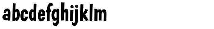 Filmotype Modern Font LOWERCASE