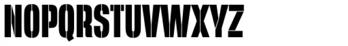 Filmotype Quiet Font UPPERCASE