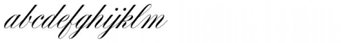 Filmotype Yale Font LOWERCASE