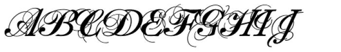 Filou Medium Font UPPERCASE