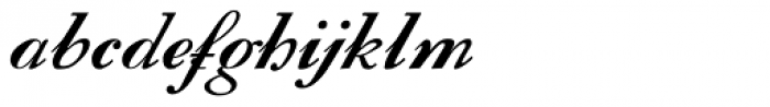 Filou Medium Font LOWERCASE