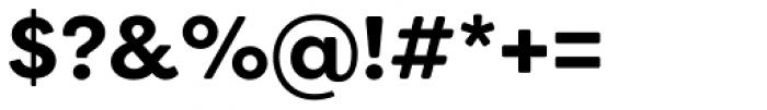 Filson Soft Bold Font OTHER CHARS