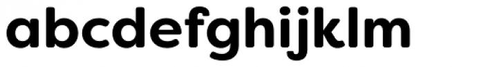 Filson Soft Bold Font LOWERCASE
