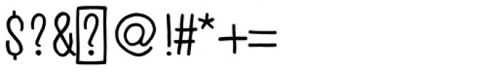 Fimfarum Set03 Font OTHER CHARS