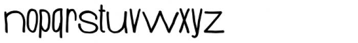 Fimfarum Set03 Font LOWERCASE