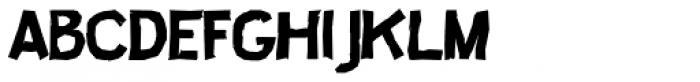 FinFang Font UPPERCASE
