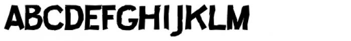 FinFang Font LOWERCASE