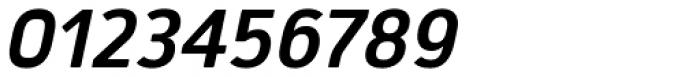 Finador Bold Oblique Font OTHER CHARS
