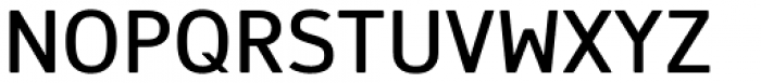 Finador Medium Font UPPERCASE