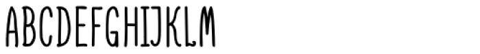 Finch Frame 5 Bold Font UPPERCASE