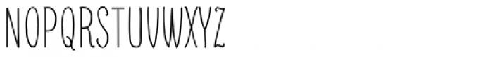 Finch Frame 5 Font UPPERCASE