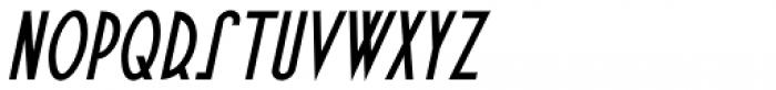 Fine Food Oblique Font LOWERCASE