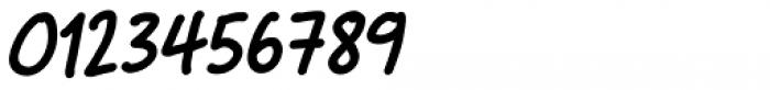 Finurlig Italic Font OTHER CHARS
