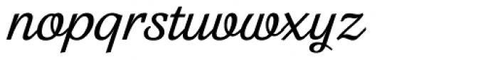 Fiona Script Font LOWERCASE