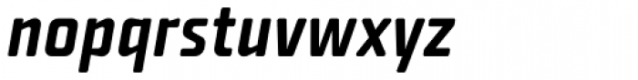 Fishmonger CS Italic Font LOWERCASE
