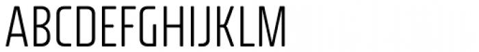 Fishmonger ECL Plain Font UPPERCASE