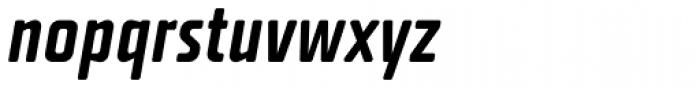 Fishmonger ECS Italic Font LOWERCASE