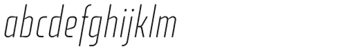 Fishmonger ECT Italic Font LOWERCASE