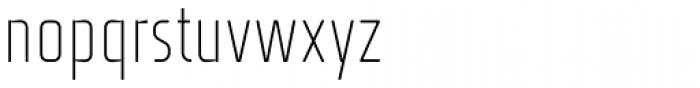 Fishmonger ECT Plain Font LOWERCASE