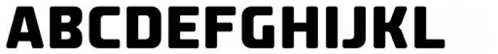 Fishmonger EEB Plain Font UPPERCASE