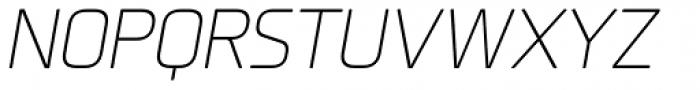 Fishmonger EET Italic Font UPPERCASE