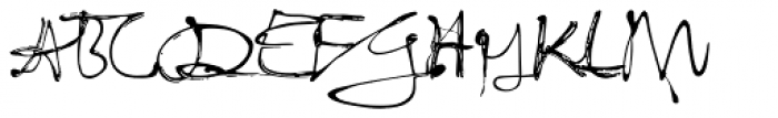 Fixogum Font UPPERCASE