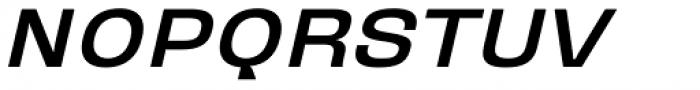Fixture Italic Expanded Medium Font UPPERCASE