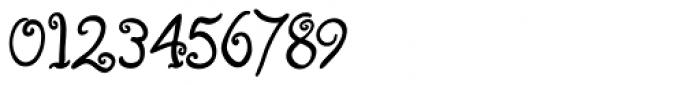 Fizgiger Bold Font OTHER CHARS