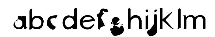 FKR NiceLife Medium Font LOWERCASE