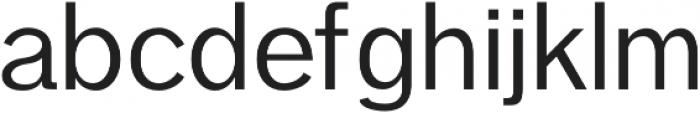 FLORENCE Regular otf (400) Font LOWERCASE