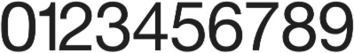 FLURO Regular otf (400) Font OTHER CHARS