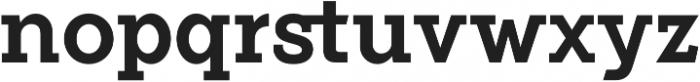 Flamante Serif Medium otf (500) Font LOWERCASE