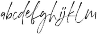 Flassty otf (400) Font LOWERCASE