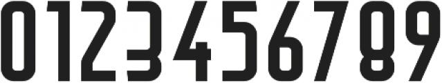 Flathead Round Regular otf (400) Font OTHER CHARS