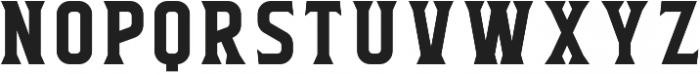 Flathead Round Serif Regular otf (400) Font LOWERCASE