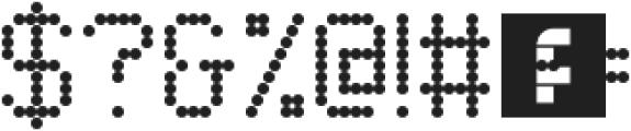 Flight ttf (300) Font OTHER CHARS