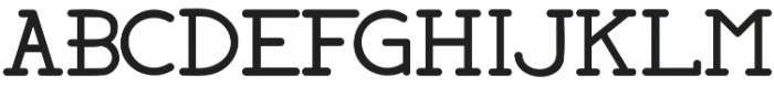 Flooper otf (400) Font UPPERCASE