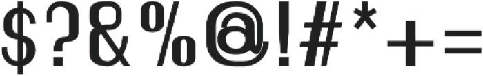 Florence Semi Bold otf (600) Font OTHER CHARS