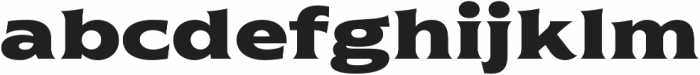 Florent Poster One otf (400) Font LOWERCASE