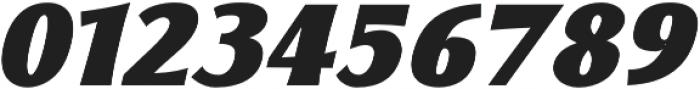 Florentia Fat Italic otf (800) Font OTHER CHARS