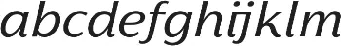 Florentia otf (400) Font LOWERCASE