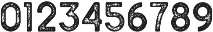 Florest Textured 2 ttf (400) Font OTHER CHARS