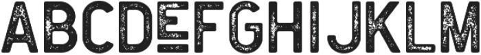 Florest Textured 2 ttf (400) Font LOWERCASE