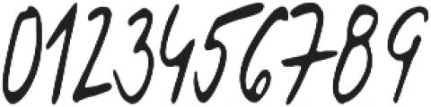 Florisa_script otf (400) Font OTHER CHARS