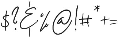 Florita Regular ttf (400) Font OTHER CHARS
