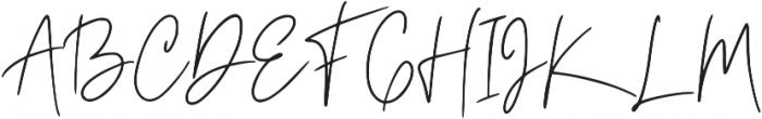 Florita Regular ttf (400) Font UPPERCASE